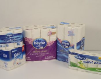 Toilet Paper and Napkin Packaging